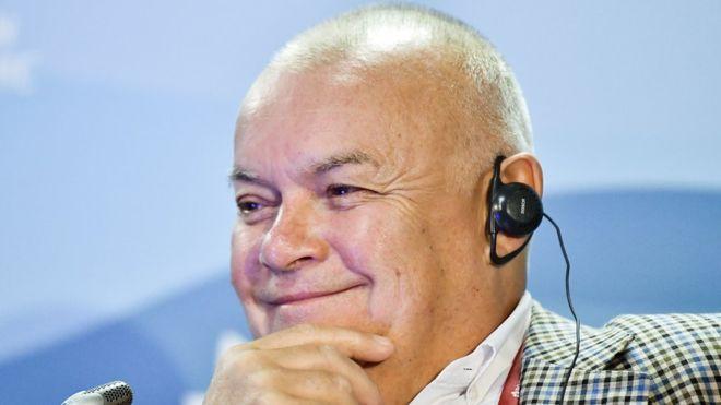 Крымский архитектор не может добиться исполнения решения суда о взыскании 2,6 млн рублей долга с телеведущего Киселева