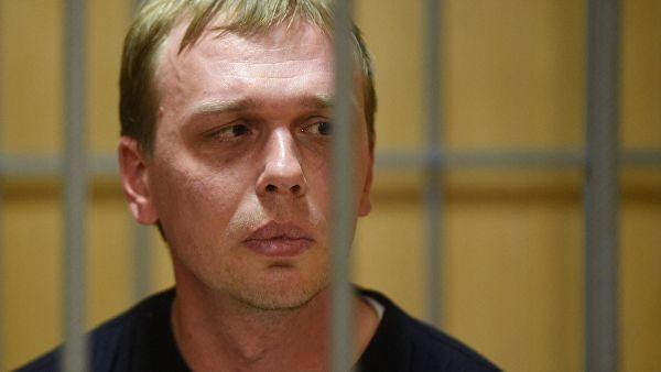 Медики не нашли в организме журналиста Голунова следов наркотиков
