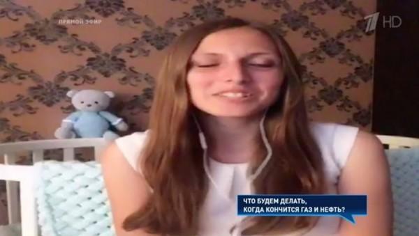 Девушка, поднявшая тему низких пособий для детей на «Прямой линии» с Путиным, оказалась состоятельной чиновницей