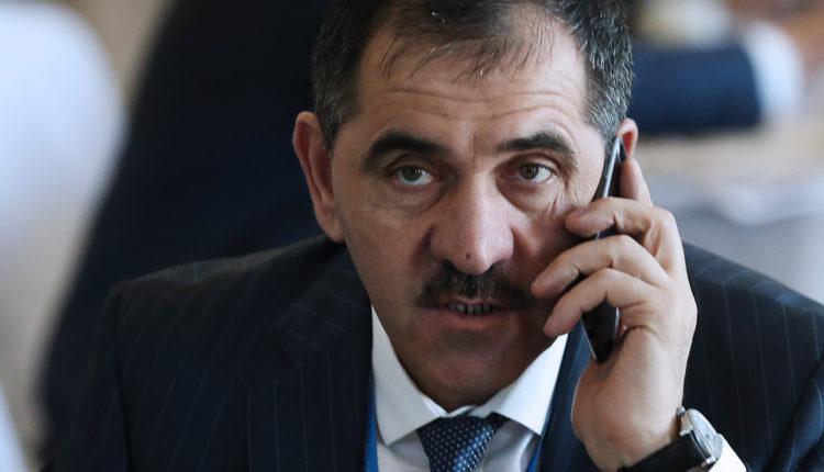 Евкурова назначат на пост заместителя министра обороны