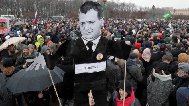 Увеличилась доля россиян, готовых принять участие в массовых протестах