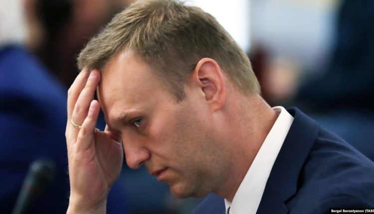 Минюст опять не зарегистрировал партию Навального