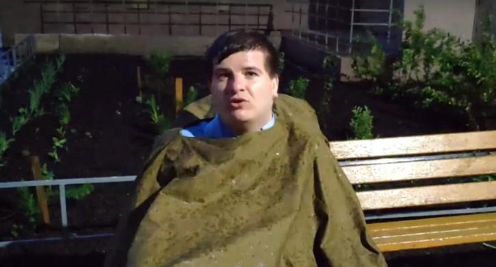 «Елистратов, я ненавижу тебя!». Инвалид-колясочник обратился к властям Челябинска