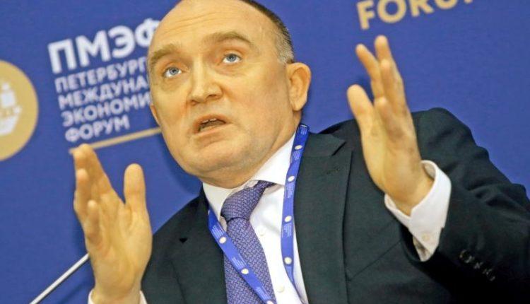 Бывший челябинский губернатор подал в суд на ФАС