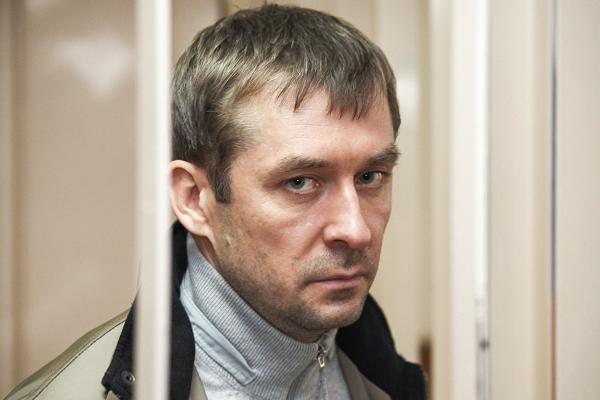 Полковник МВД Захарченко отправится в колонию на 13 лет