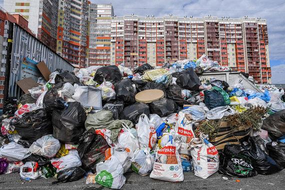 Названы самые «грязные» регионы России