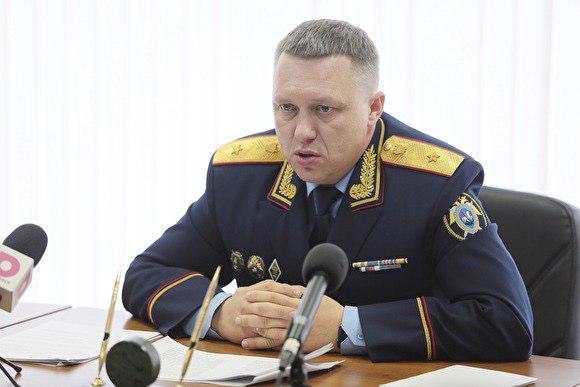 Генерал Следственного комитета Денис Чернятьев 7 месяцев покрывает коррупцию. ДОКУМЕНТЫ