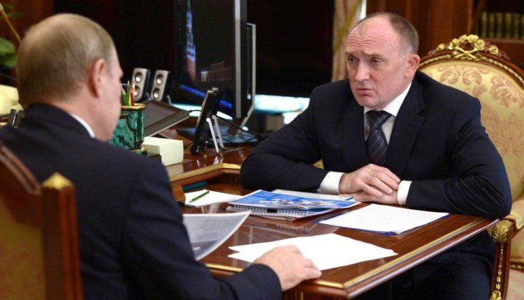 Экс-губернатор Дубровский систематически врал Путину о готовности к саммитам