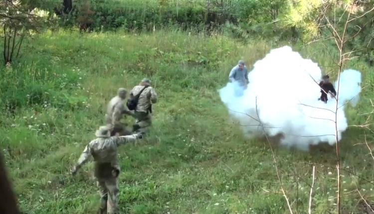 В Татарстане ФСБ поймала боевиков, готовивших теракт. ВИДЕО