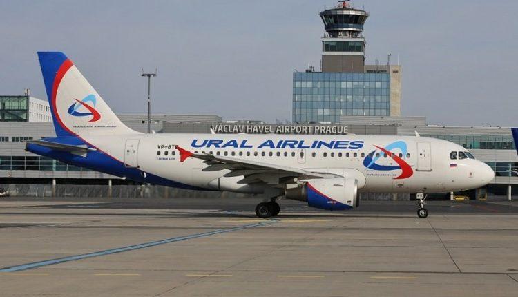 «Уральским авиалиниям», «Аэрофлоту» и «Победе» запретили летать в Чехию