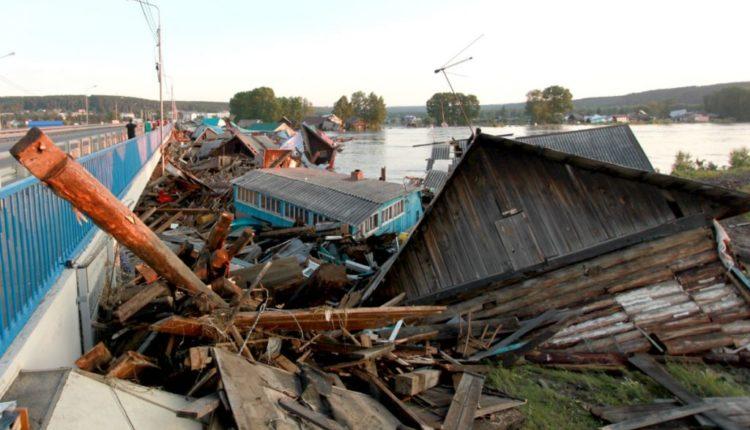 Количество погибших от наводнения в Иркутской области выросло до 21 человека