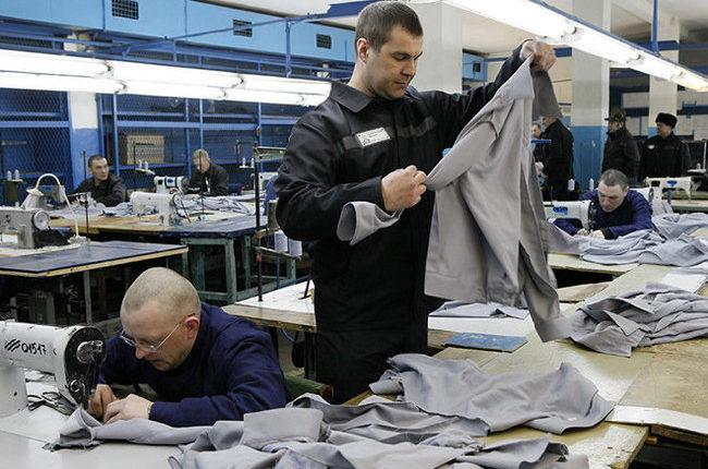 При крупных предприятиях откроют филиалы исправительных колоний