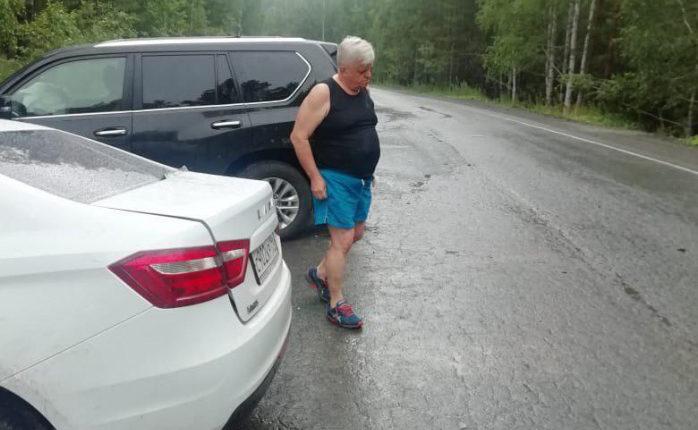По факту ДТП с участием экс-замгубернатора Косилова возбудили уголовное дело