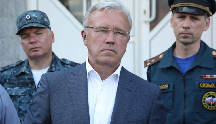 Губернатор Краноярского края нахамил пострадавшим от наводнения в Канске
