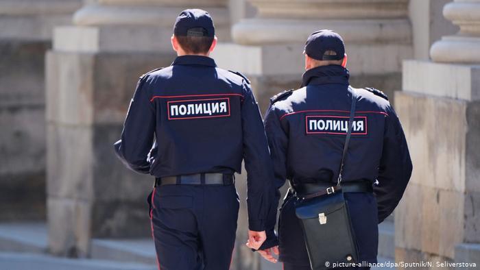 Полицейские угрожали активисту из Тольятти «расстрелом на заднем дворе»