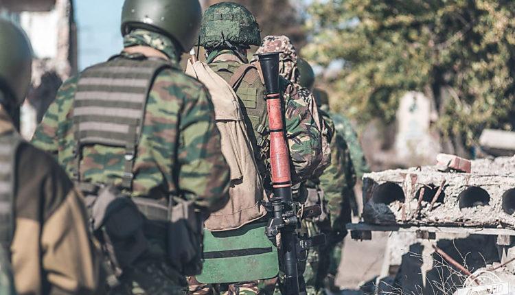 Стало известно о гибели троих российских наемников в Сирии