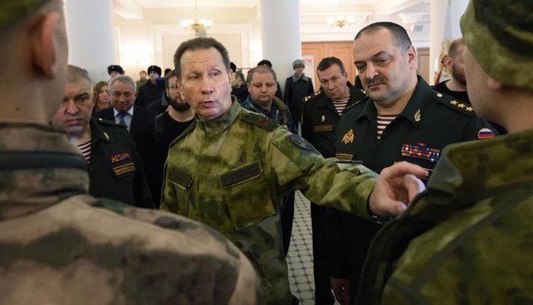 Два заместителя главкома Росгвардии Виктора Золотова ушли в отставку