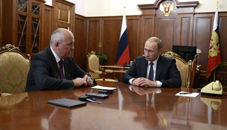 Глава «Ростеха» Чемезов попросил у Путина 300 млрд рублей