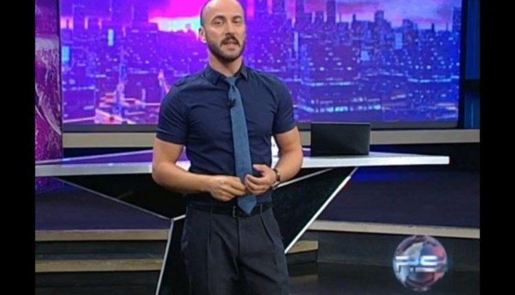 Телеведущий обматерил Путина в эфире ведущего грузинского телеканала. ВИДЕО