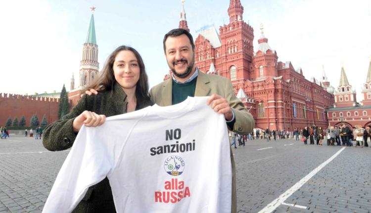Опубликована запись тайных переговоров итальянских ультраправых о финансировании со стороны Кремля