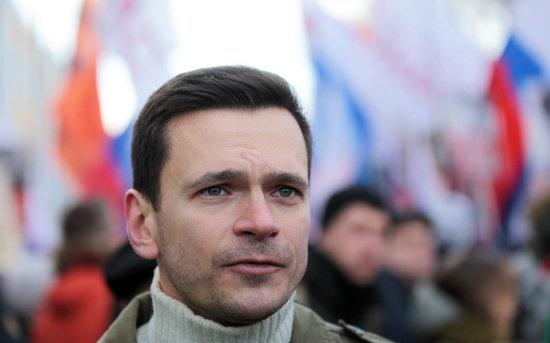 Центризбирком не пустил Илью Яшина на выборы в Мосгордуму