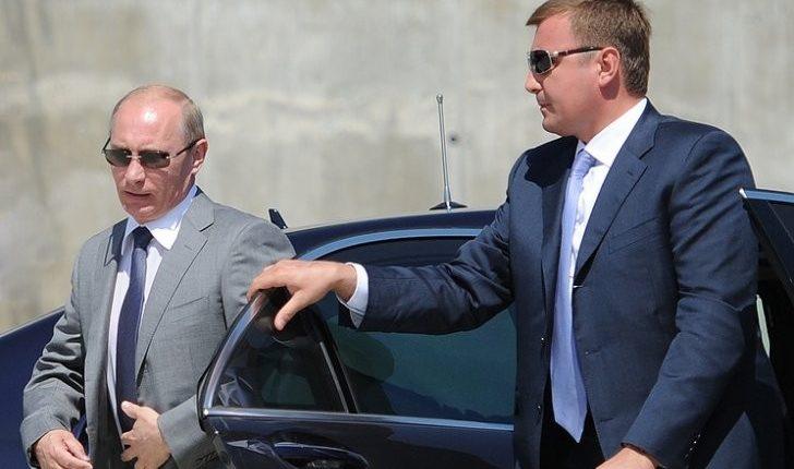 У охранника Путина обнаружили дом на Рублевке за полмиллиарда