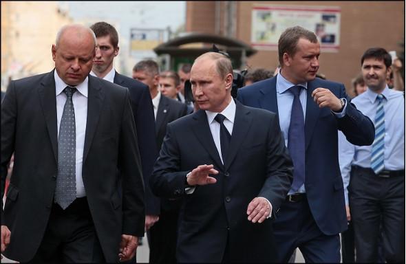 На перелеты сопровождающих Путина ФСОшников потратят еще 415 млн рублей