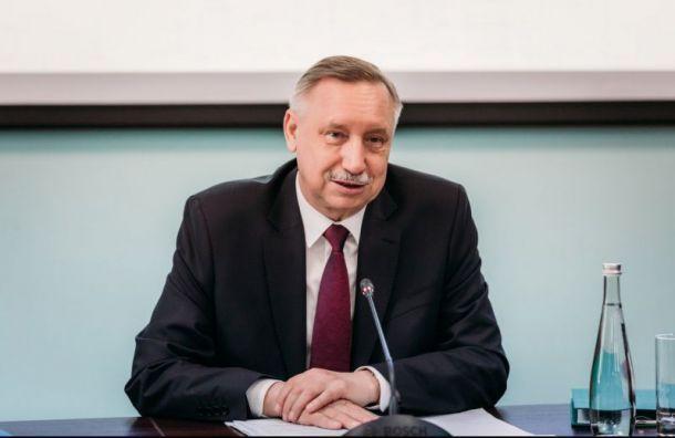 В пресс-службе Беглова заявили, что обнаруженная у него квартира не стоит 150 млн рублей