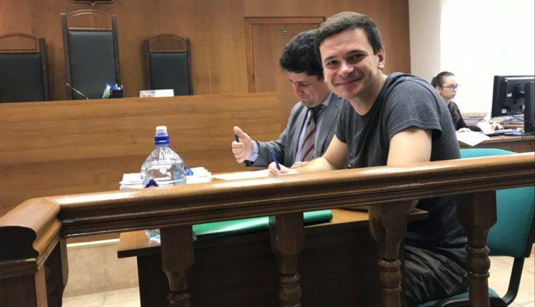 Мосгорсуд не допустил Илью Яшина на выборы в столичную гордуму