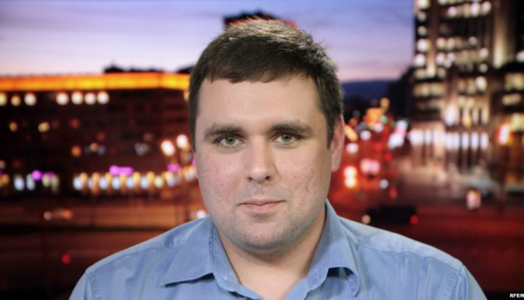 Янкаускаса оштрафовали за участие в несанкционированной акции. Он уже отсидел за нее 10 суток в спецприемнике