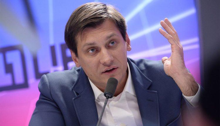 Рабочая группа ЦИК рекомендовала не регистрировать Дмитрия Гудкова кандидатом в депутаты Мосгордумы