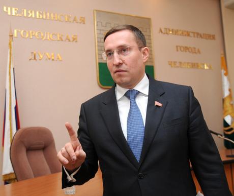 Вице-спикер Гордумы Челябинска занялся подкупом избирателей. ФОТО
