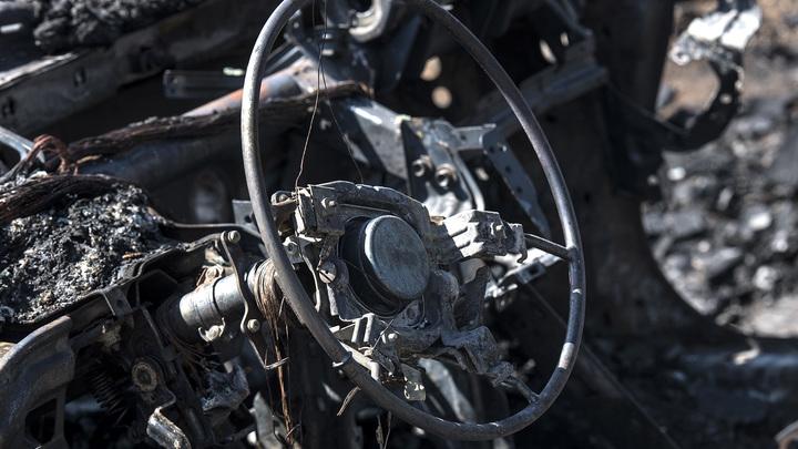 В Магнитогорске в автомобиле уроженца Таджикистана взорвалась бомба