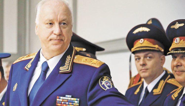 «Староста» Путина, глава Следственного комитета Бастрыкин может покинуть пост