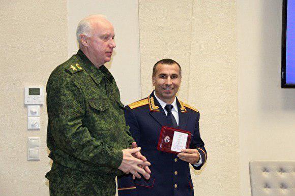 Печально известный генерал Следственного комитета Ибиев нацелился на Челябинск. Криминал ликует