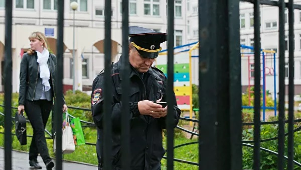 В Кирове предотвращено массовое убийство в школе. СКРИН