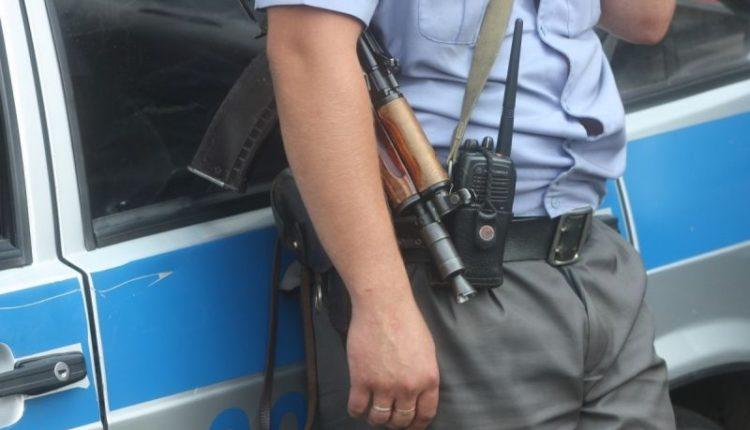 Полицейский в Кабардино-Балкарии умудрился потерять автомат и патроны к нему