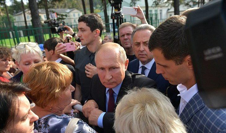 Путин осудил чиновницу, назвавшую пострадавших от паводка «быдлом» и «бичами». ВИДЕО