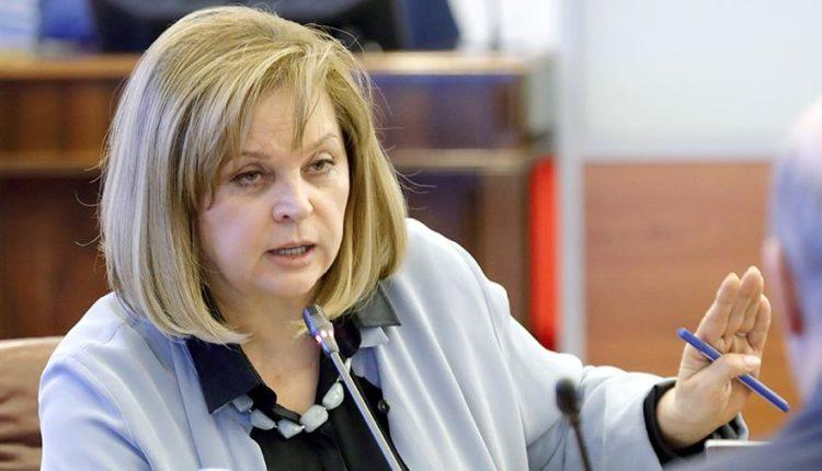 Глава ЦИК обвинила депутатов Госдумы и главу петербургской «Единой России» во вмешательстве в муниципальные выборы