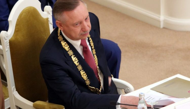 Беглов на своей инаугурации сказал об открытости власти, а потом сбежал от журналистов