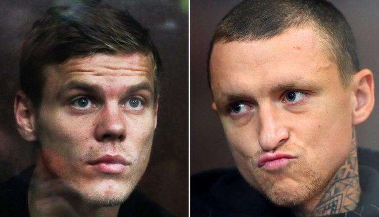 Футболисты Кокорин и Мамаев выйдут на свободу условно-досрочно