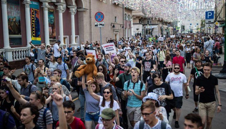 Госдума заказала исследование за 6,5 млн рублей о том, как снизить протестный потенциал