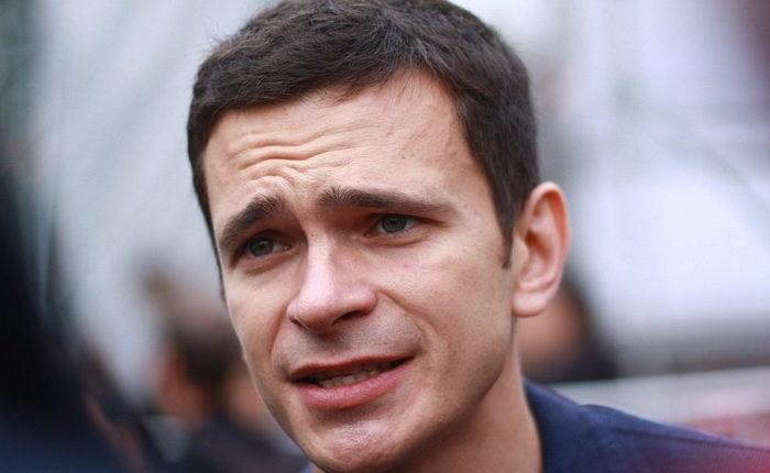 Мосгорсуд «скостил» срок административного ареста Ильи Яшина на 50 минут