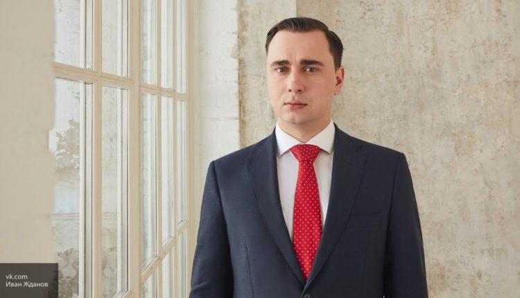 Директор фонда Навального Иван Жданов задержан полицией