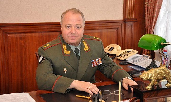 У жены командующего Росгвардией в Сибири обнаружен дом, стоимость которого может превышать 50 млн рублей