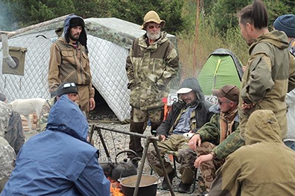 «Вежливые люди» разогнали обезглавленный отряд якутского шамана, который шел изгонять Путина