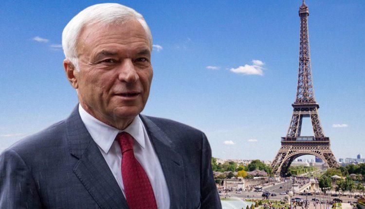 Роскошная квартира олигарха Рашникова в Париже, в 6 минутах от президента Макрона. ФОТО, ВИДЕО, ДОКУМЕНТЫ