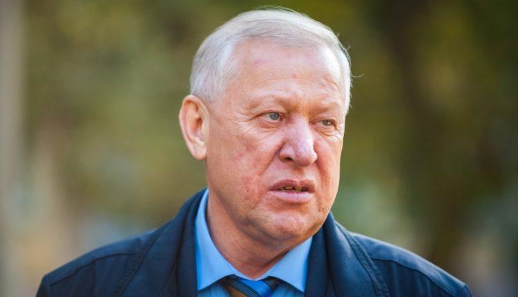 Экс-мэр Челябинска Евгений Тефтелев оказался стукачом и агентом КГБ. ФОТО