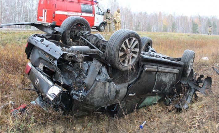 Один из самых состоятельных челябинских бизнесменов погиб в дорожной аварии