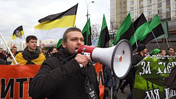 Националисты подали заявку на проведение «Русского марша». В этом году он будет называться по-другому